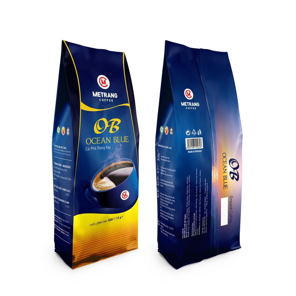 Cà phê Ocean Blue túi hạt